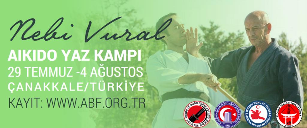 Çanakkale Aikido Yaz Kampı 2019
